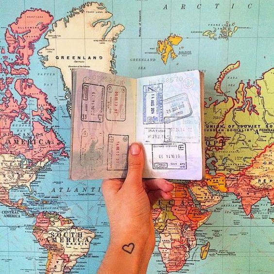 5 metas para 2017: viajar