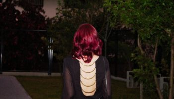 #ootd – all black